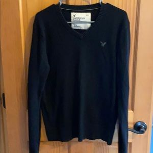 Men's American Eagle Black Sweater Size M